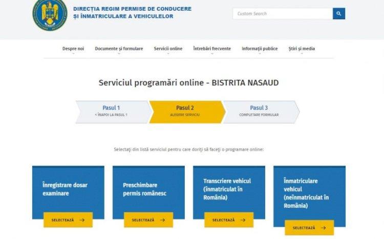 Programări online pentru permis! Fără timp lung de așteptare pentru proba practică, din martie!