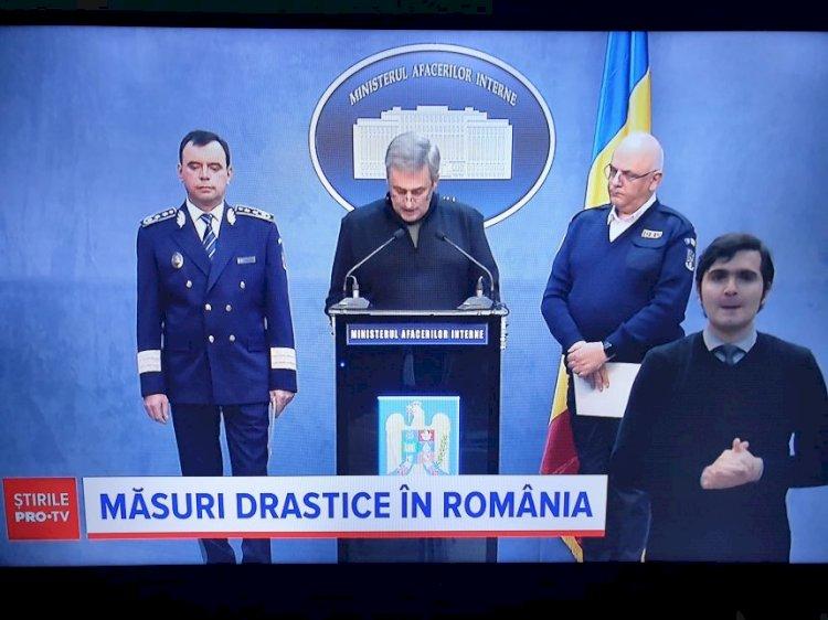 Măsuri drastice pentru România! VEZI ce ai voie și ce nu mai ai voie să faci: